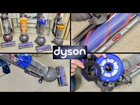 New Model Dyson Small Ball Allergy Unboxing & First Look