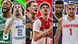 Draft Day Comparisons For The Top Prospects In The 2020 NBA Draft