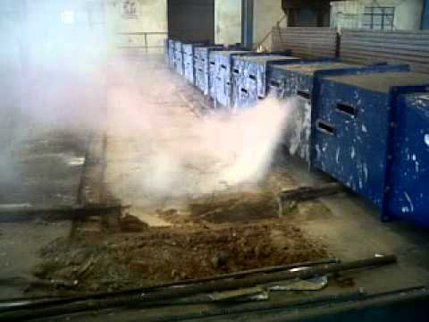 Galvanizing White Fume Extraction By Galcon Engg At Tata