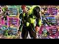 *new* The Best Possible Android Team Showcase! Top Tier Category! Dbz Dokkan Battle