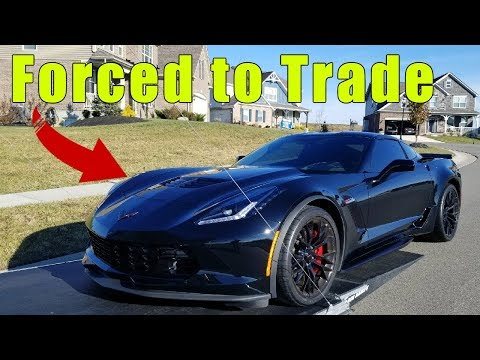 Forced to trade and now for sale  Chevrolet Corvette Z LZ