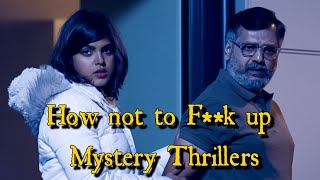 How not to F k up Mystery thrillers Filmmaking Lessons from Vellai Pookal