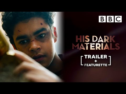 The countdown to new His Dark Materials is ON!! • Series 2 Trailer + Featurette - BBC