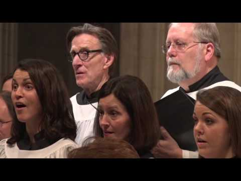January 29, 2017: Choral Prelude by St. James's Episcopal Church West Gallery Choir