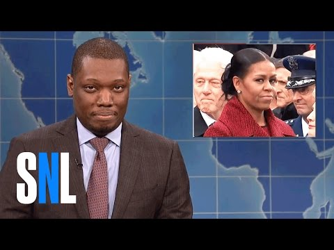 Weekend Update on Hamiltons Handwritten Letters - SNL