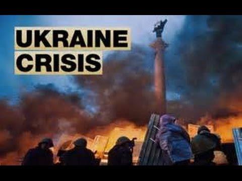 Ukraine Crisis - Ukraine signs historic EU pact snubbing Russia
