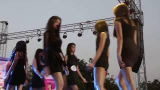 campus princess  vivacity2k16  lnmiit  fashion walk
