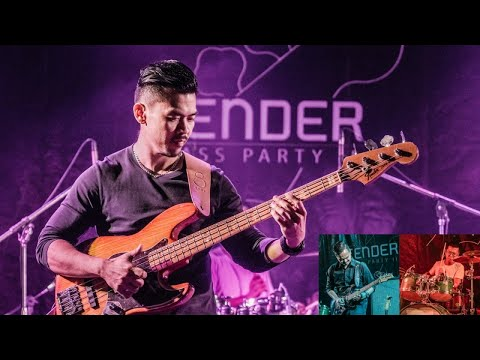 May Patcharapong - Let the Praise Begin (Cover) Live At Fender Bass Party 2017