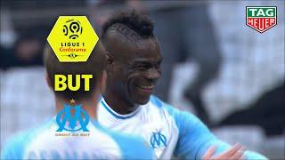 But Mario BALOTELLI (25') / Olympique de Marseille - Amiens SC (2-0)  (OM-ASC)/ 2018-19