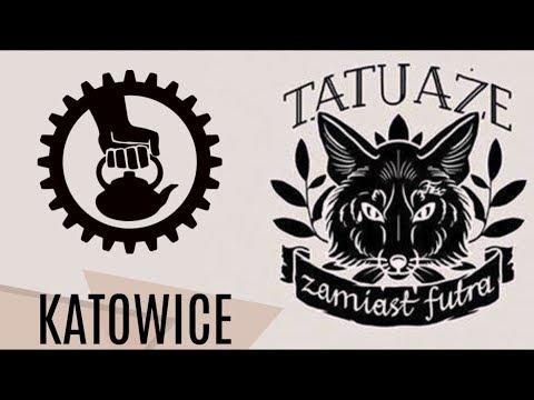Tatuaże Zamiast Futra W Katowicach Vlog 3