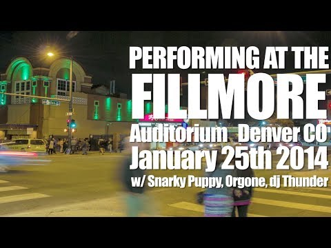 The Motet Announces CD Release Party, The Fillmore 1.25.14