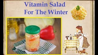 Vitamin Salad For The Winter / Book of recipes / Bon Appetit