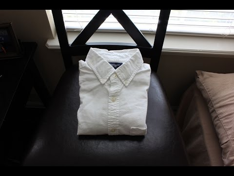 Men's Style: The White Oxford Cloth Button Down | Simple Man Style