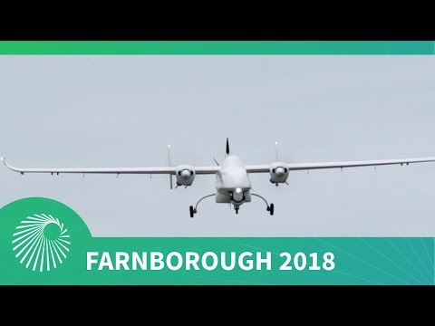 Farnborough 2018: Tekever launches AR5 UAS