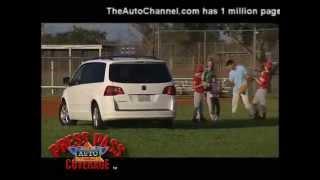 2008 Chicago Auto Show: Volkswagen Unveils the Routan Van