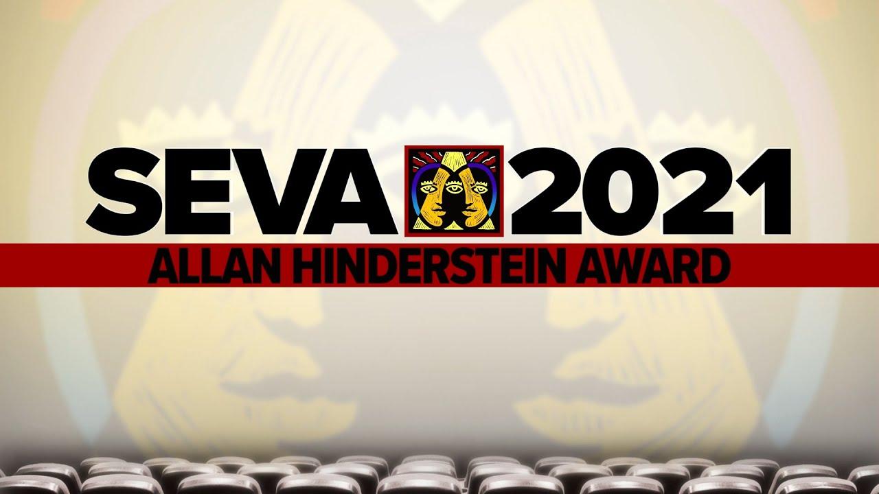 SEVA 2021: Allan Hinderstein Award – Jeff Darrow