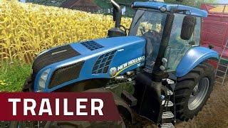 landwirtschafts Simulator 15 - Trailer zum Konsolen-Launch