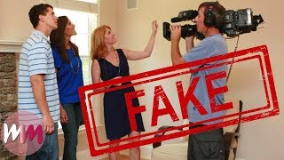 Top 10 Shocking Reality Show Secrets