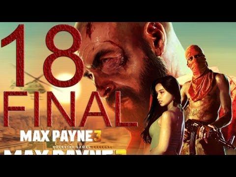 Max Payne 3 | FINAL | Parte 18 | Español | Guía
