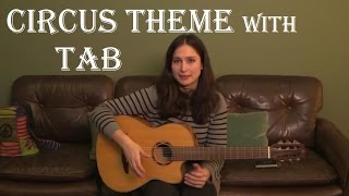 The metronome sessions - Circus theme with TAB