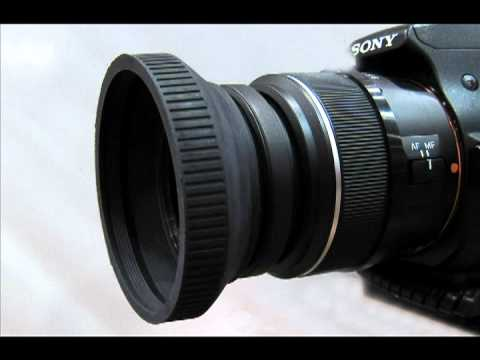 Tech Support: Using UV Filters & Lens Hoods