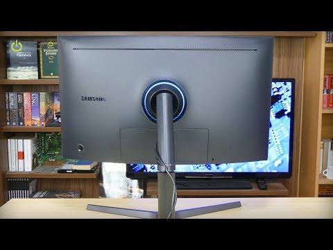 Samsung C27HG70 HDR Monitor Review