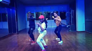 Aankh marey Dance Choreography by Raj Dance Junction || Simba || Ranveer singh || Neha Kakkar
