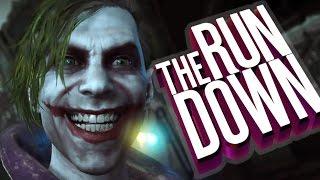 The Joker's New Look - The Rundown - Electric Playground
