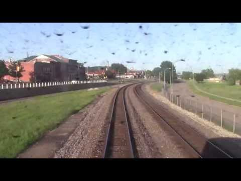 Amtrak Southwest Chief - Lomax, IL To Fort Madison, IA