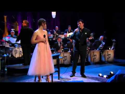 Seth MacFarlane and Sara Bareilles - Love Won't Let You Get Away