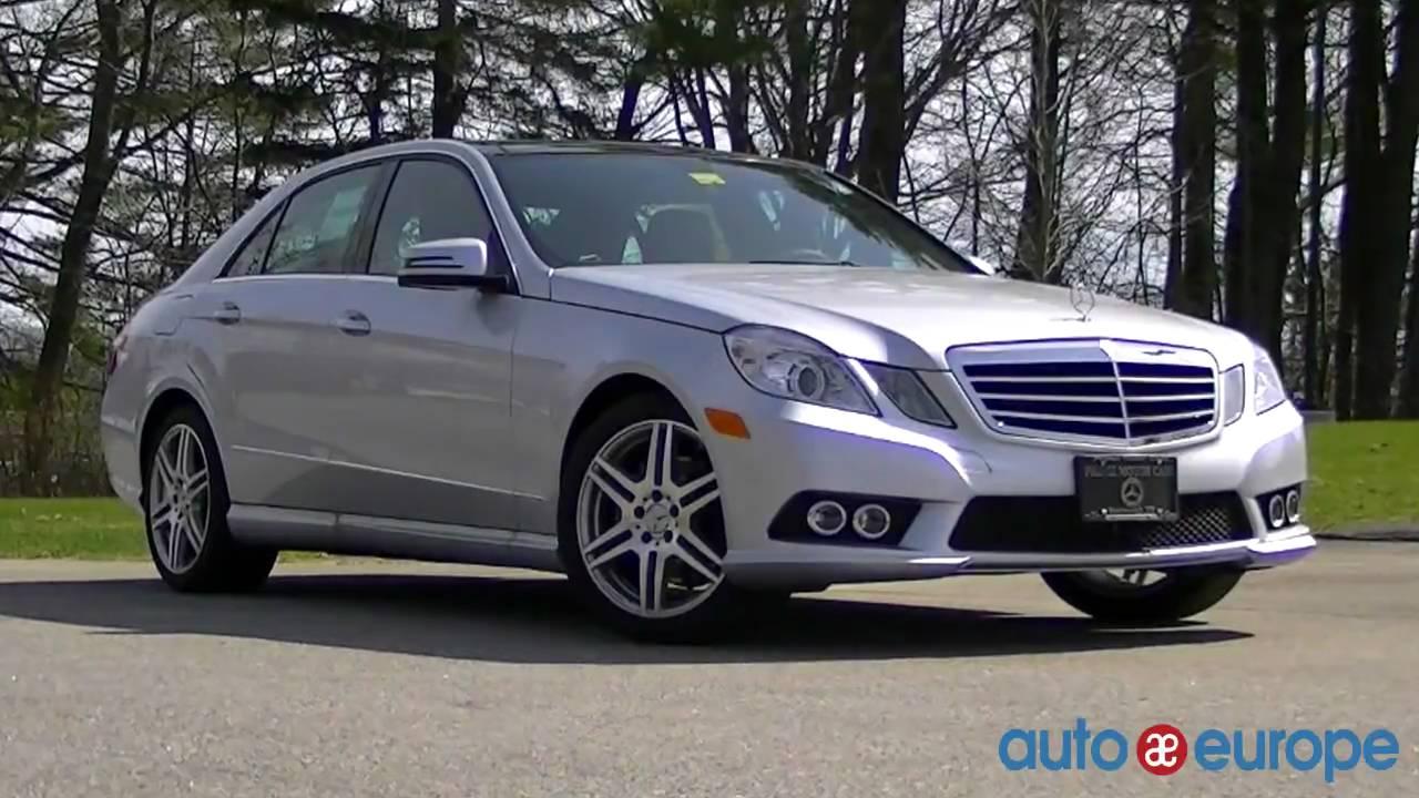 European Car Information: Luxury - YouTube