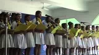 blessing song Xaviers pkl choir