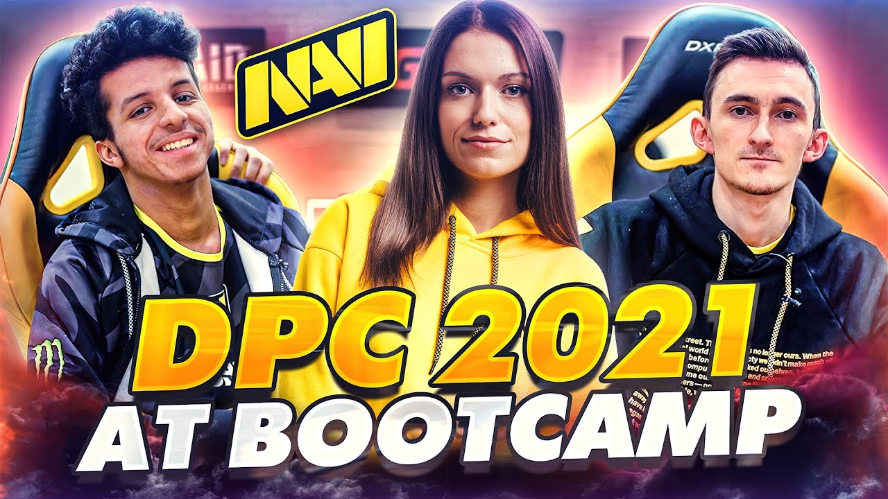 Download #NAVIVLOG: Как Проходит DPC 2021? (Буткемп NAVI Dota2)
