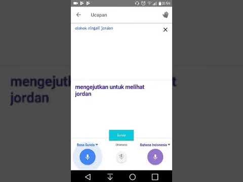 Kocak Google Translate Di Ajak Ngomong Sunda Youtube
