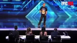 America got talent (worst rapper)