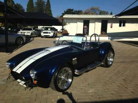 Ac Cobra Backdraft   Cobra Auto Auto For Sale On Auto Trader South Africa Youtube
