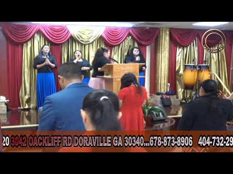 IGLESIA PENTECOSTAL DIVINA TRINIDAD SERVICIO EVANGELISTICO 05/17/20