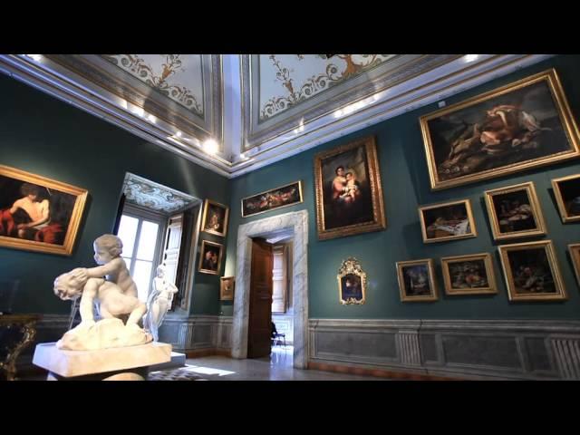 GALLERIA CORSINI - SSPSAE e Polo Museale della CIttà di Roma