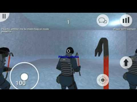 Prophunt and Trap your friends on Android! Garrys mod games!