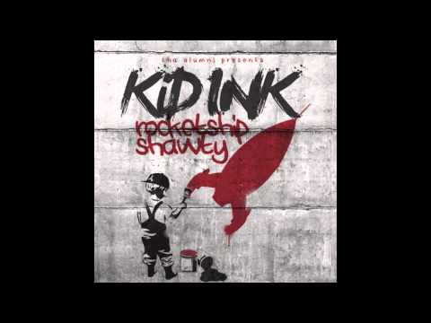 Kid Ink Feat. King Los - Poppin Shit