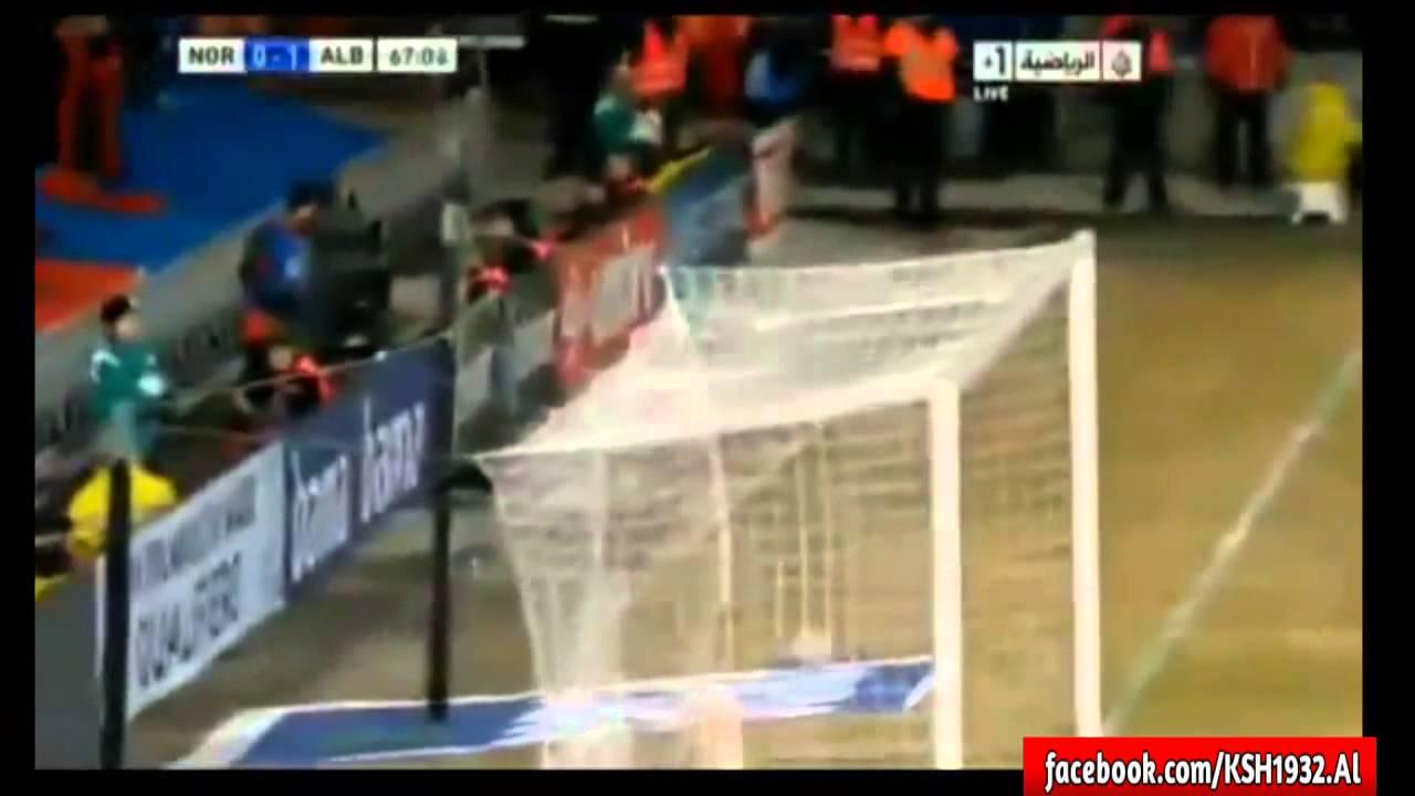 Kombëtarja Shqipëtare, 5 golat më të bukur vitet e fundit.