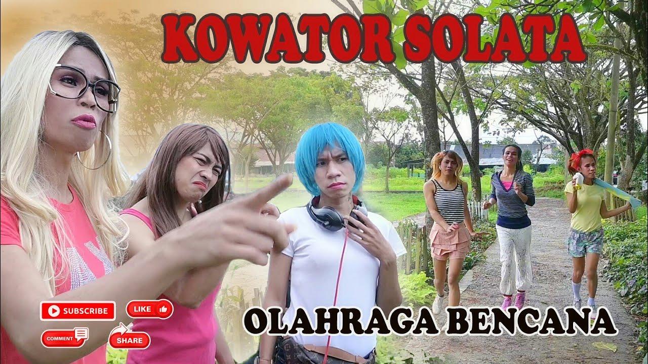 Komedi Waria Toraja // OLAHRAGA BENCANA Eps.06