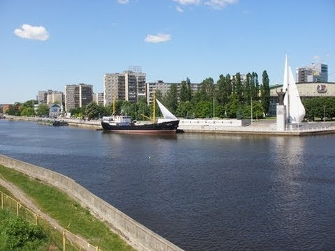 Visit to Kaliningrad and its surrounding areas