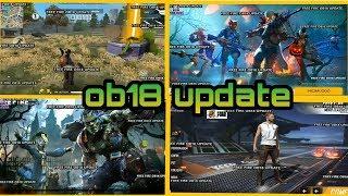 free fire new update,free fire,free fire new event,free fire ob18 update full deta,