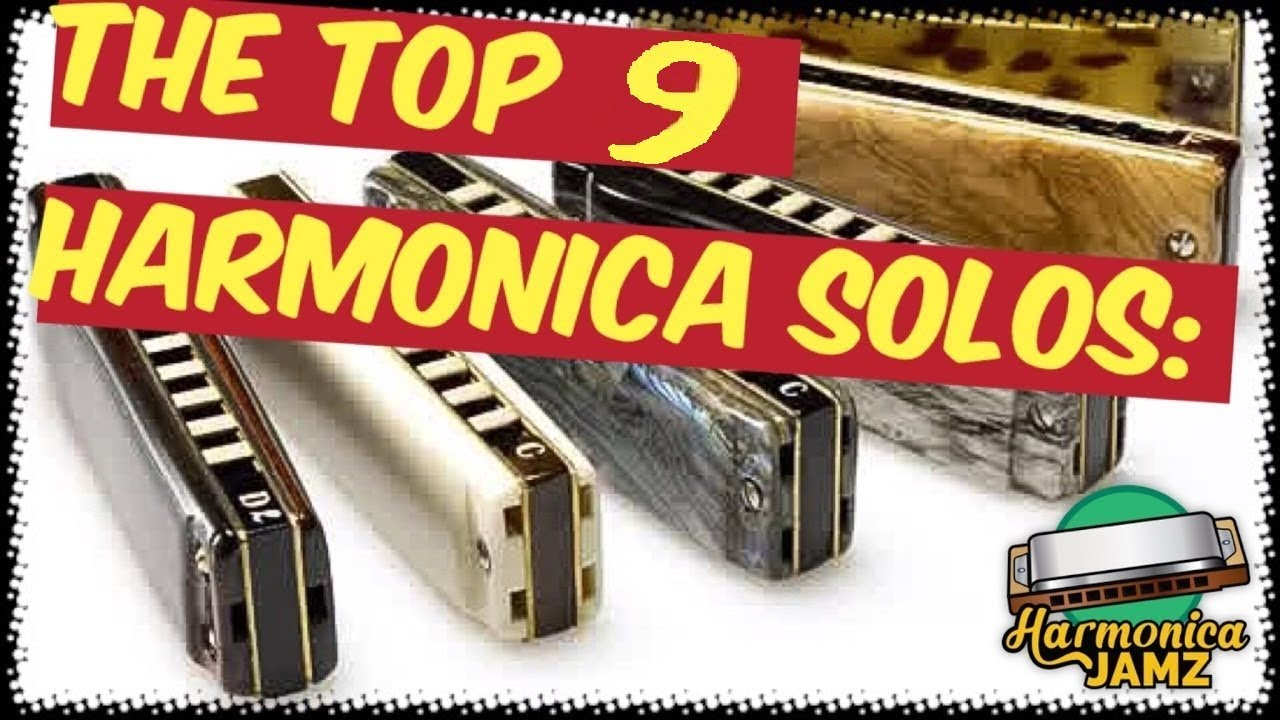 The Top 9 HARMONICA Solos in Rock History - YouTube