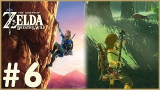 Zelda: Breath Of The Wild - Going Hunting (6)