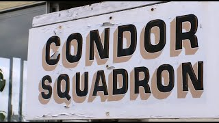 Visiting the Condor Squadron in Van Nuys, CA