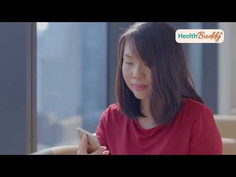 Manage your SingHealth appointments on Health Buddy