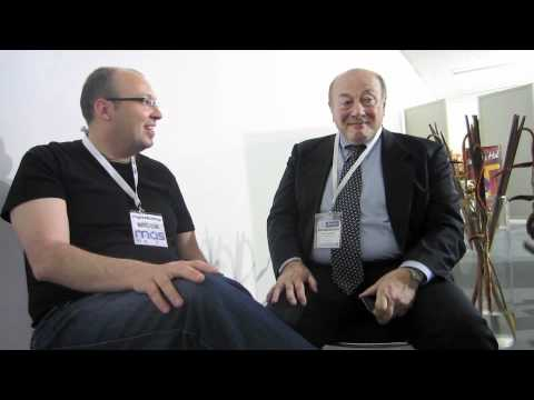 Matej Isak interview with Dan D'Agostino at Munich 2012 high end audio show