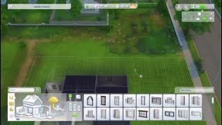 The sims 4 House Build| The Simpsons House